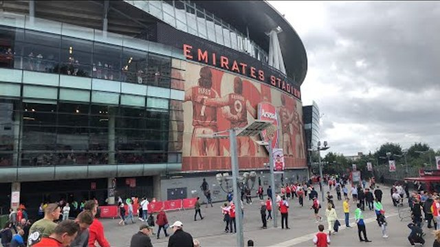 Arsenal v Burnley LIVE Line Up (From The Emirates)