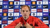 Replay : Conférence de presse de Thomas Tuchel et Abdou Diallo avant Rennes