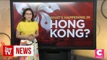 What's Happening in Hong Kong?