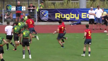 REPLAY DAY 1 ROUND 2 - RUGBY EUROPE BOYS U18 SEVENS CHAMPIONSHIP 2019 - GDANSK (2)