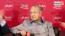 Dr Mahathir: We may live in Sabah, Sarawak but we're all Malaysians