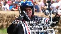 "Mort de Peter Fonda, la star de ""Easy Rider"""