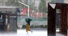 İstanbul'u teslim alan şiddetli yağmur ne zaman bitecek?