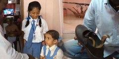സ്കൂളില് പോകാനിറങ്ങിയപ്പോള് കുട്ടിയുടെ ഷൂവില് മൂര്ഖന് പാമ്പ് | Oneindia