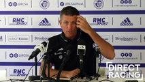 """Thierry Laurey : """"On vise la phase de poules (au mieux) et le maintien en Ligue 1"""""""