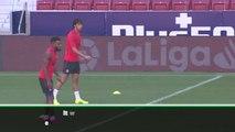 Simeone wants a shorter transfer window