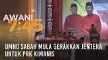 UMNO Sabah mula gerakkan jentera untuk PRK Kimanis