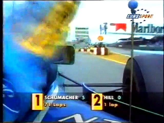 F1 1994 Season Review Highlights eurosport 1/2