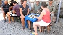 Urla'da üniversite öğrencileri yararına satranç turnuvası
