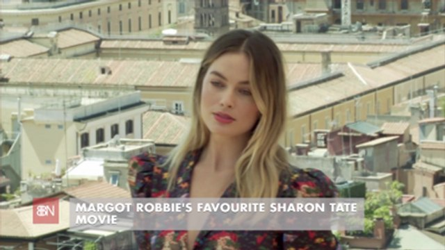 Margot Robbie Comments On Sharon Tate Movies