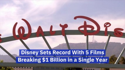 The Disney Company Is Changing Hollywood