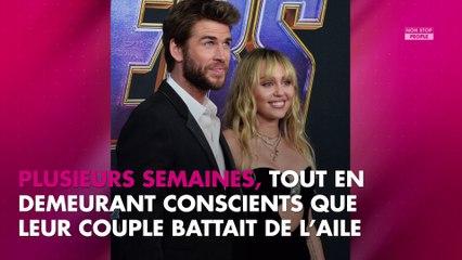 Miley Cyrus et Liam Hemwsorth séparés : l'acteur serait au plus mal