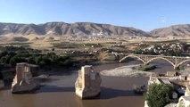 Hasankeyf-2 Köprüsü'nün iki yakası birleşti