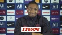 Diallo «Il n'y a pas de cas Abdou Diallo à la Fédé» - Foot - L1 - PSG