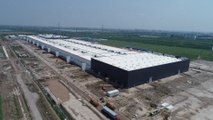 Tesla's first overseas car plant nears completion in Shanghai, outdoing US-China trade war tariffs