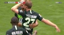 Wolfsburg : La volée folle des 25 mètres d'Arnold !