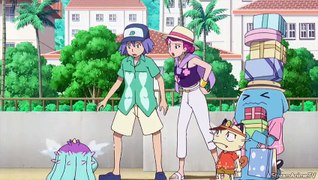 Pokemon Sun and Moon Ultra Adventures episode no 15