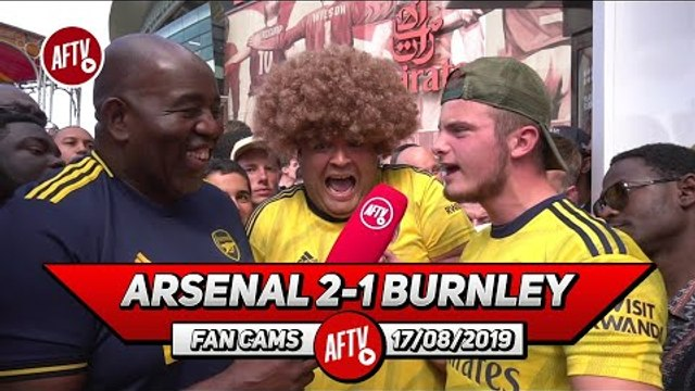 Arsenal 2-1 Burnley | Give David Luiz The Captaincy! (Heavy D & Jake)