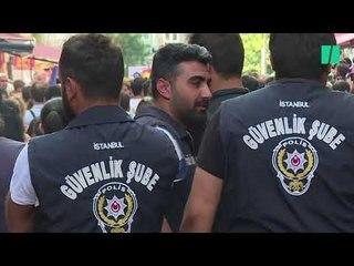 La gay pride d'Istanbul fortement réprimée après l'interdiction des autorités