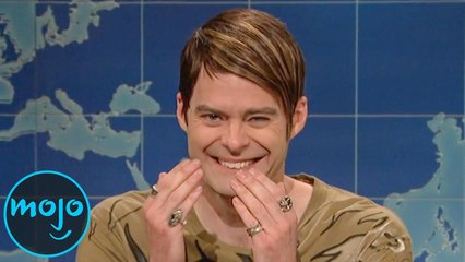 Top 10 Saturday Night Live Breaking Character Moments