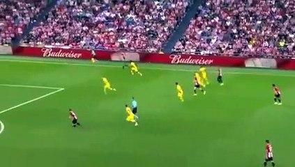 Foot - Aritz Aduriz Scores Amazing Goal Against Barca