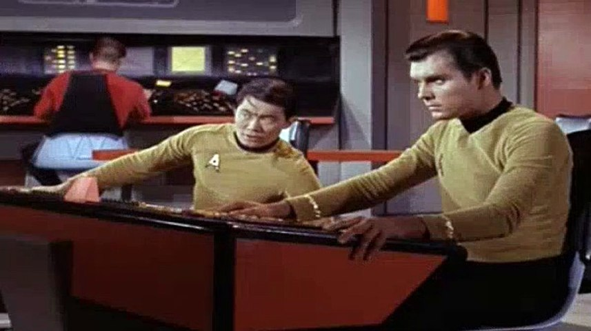 Star Trek The Original Series Season 1 Episode 19 Arena