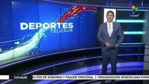 Deportes teleSUR: Pdte. Maduro condecoró a atletas venezolanos