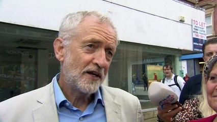 Corbyn: No confidence vote to stop no deal Brexit