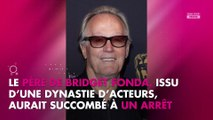 Peter Fonda mort : Laeticia Hallyday lui rend un vibrant hommage sur Instagram