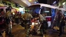 A Hong Kong nuove proteste, scontri con la polizia