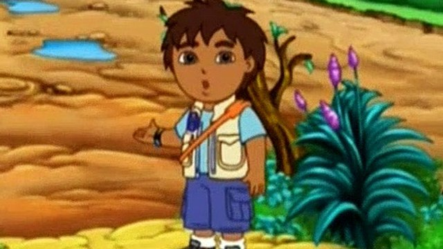 Go Diego Go S01E13 Cool Water for Ana the Anaconda