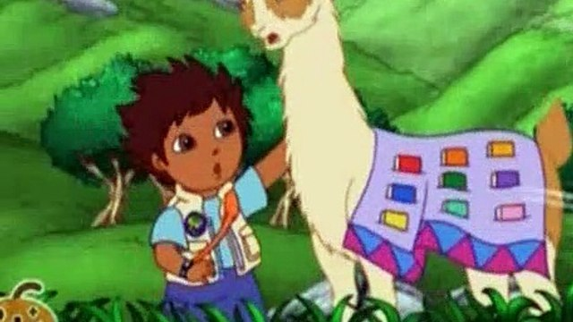 Go Diego Go S01E14 Linda the Librarian