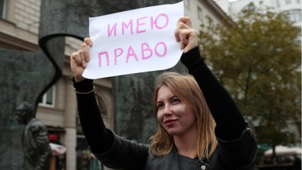 Lone Voices: Russian Opposition Activists Launch Solo Pickets Across Moscow