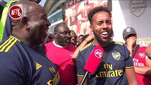 Arsenal 2-1 Burnley | We Need Lacazette & Aubameyang To Sign New Deals! (Livz)