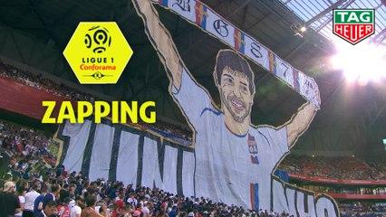 Zapping de la 2ème journée - Ligue 1 Conforama / 2019-20