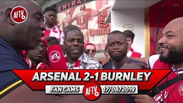 Arsenal 2-1 Burnley | Fans Clash Over Koscielny Disrespectful Departure Ft Ty, Belgium & CheekySport
