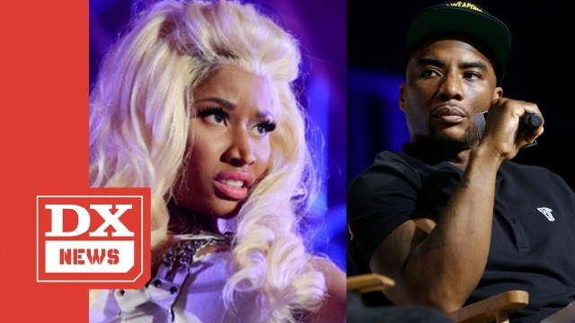 "Charlamagne Says Nicki Minaj Was ""Never Banned"" From ""The Breakfast Club"""