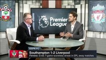 Arsenal won't pass up the chances Liverpool gave up to Southampton - Steve Nicol _ Premier League