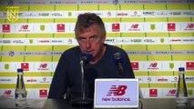 FC Nantes - OM : la réaction des entraîneurs