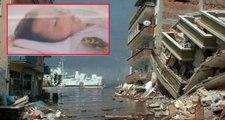 17 Ağustos depreminin simge kızı 20 yıl sonra ortaya çıktı