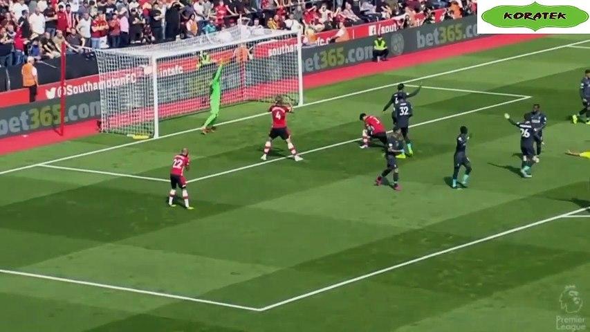 Southampton vs Liverpool 1-2 Highlight