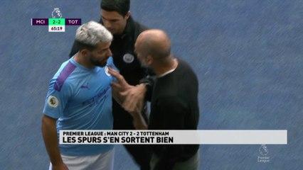 Le résumé de Manchester City / Tottenham