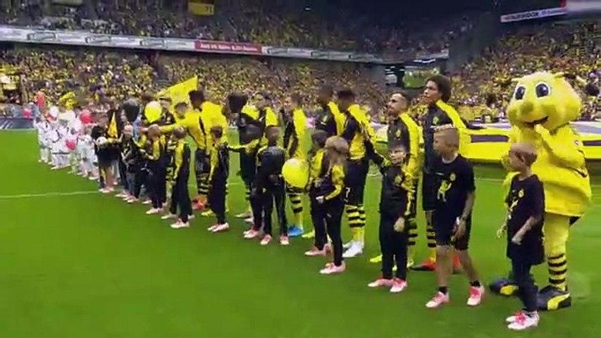 Borussia Dortmund vs Augsburg  5  -  1 Highlights Összefoglaló 17 08 2019 HD
