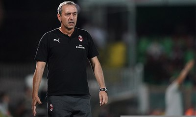 "Giampaolo: ""A lot of work to do but the attitude was positive"""