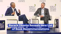 What's Barack Obama Reading