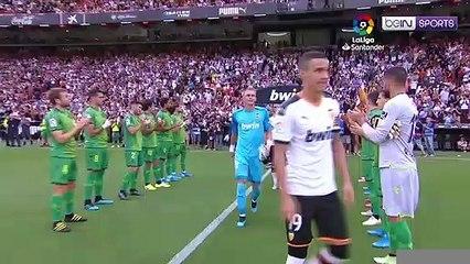 LaLiga 19/20 Match Highlights: Valencia 1-1 Real Sociedad