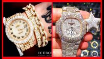 Expensive Luxury Gold Diamond Watches Designs For Women's And Ladies Royal Fashion Trend_1 -