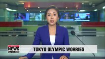 Tokyo 2020 paratriathlon test cut short due to bad water quality
