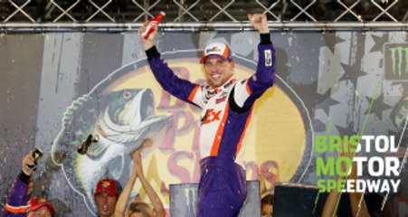 Recap: Bristol Night Race in 76 seconds