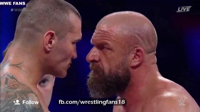 Triple H vs Randy Orton super showdown 2019
